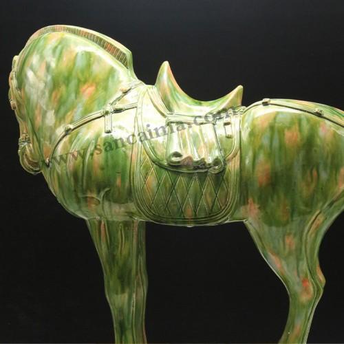绿野仙踪中国马