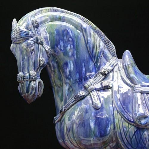 踏雪寻梅中国马